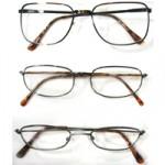 老眼鏡 メタルタイプ