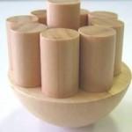 木製バランスゲーム 円形