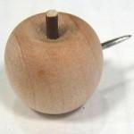 ウッドピン りんご