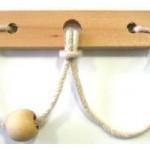 木製頭脳パズル ボール